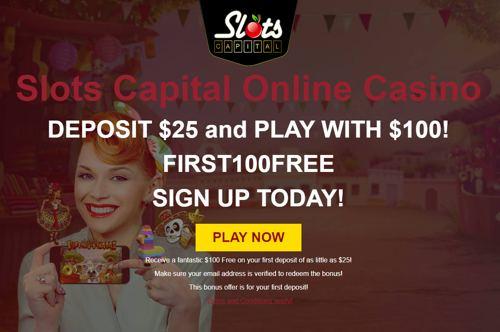 Slots Capital revision