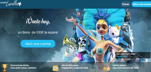 casino estrella página web
