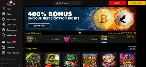 casino moons página web